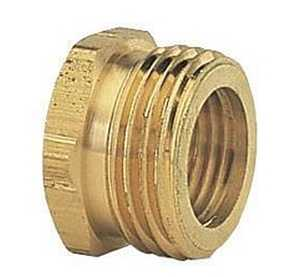 Gilmour 7MH5FP 3/4-Inch X 1/2-Inch Brass Hose Connector