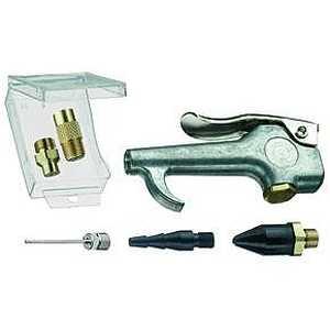 Plews/Edelmann 18-241 Deluxe Blow Gun Kit