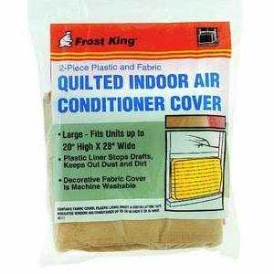 Thermwell Products AC11H Ac Cover Indoor 20x28 Quilted
