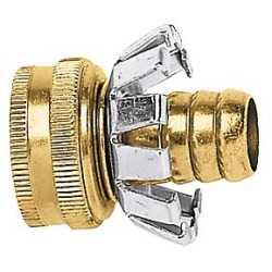 Gilmour C12F 1/2-Inch Brass Female Clinch Hose Coupler