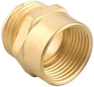 Gilmour 7MH7FP 3/4-Inch X 3/4-Inch Brass Hose Connector
