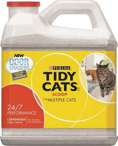 Nestle Purina Petcare C 7023011614 14-Pound Tidy Cats Scoop Litter For Multiple Cats
