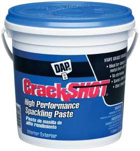 Dap 12380 Gal Crack Shot Spackling