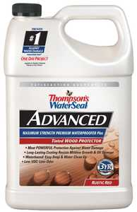 Thompsons A21741 Rustic Red Tint Wood Protector