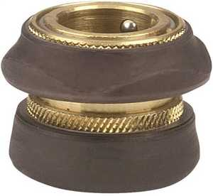 Gilmour 09QCF Brass Female Heavy Duty Hose Quick Connector