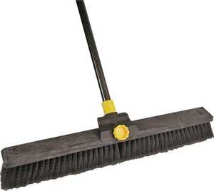 Quickie 00633 24 in Smooth Surface Push Broom