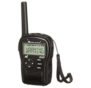 Midland Radio Corporation HH54VP Handheld Weather Radio
