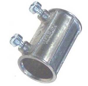 Halex Company 91222 3/4 in Emt Setscrew Coupling