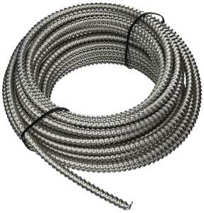 Southwire 68583422 12/3 Wire Metal Clad Cable, 50 Ft