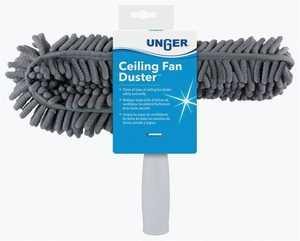 Unger Industrial 962660 Microfiber Ceiling Fan Duster
