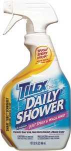 Clorox Co. 01299 Tilex Daily Shower Cleaner 32 Oz