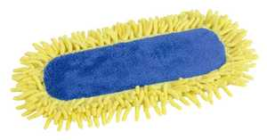 Quickie 0604 Homepro Microfiber Chenille Soft And Swivel Hardwood Dust Mop Refill