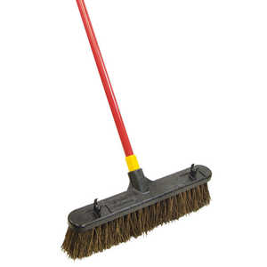 Quickie 00541 18 in Rough Surface Push Broom