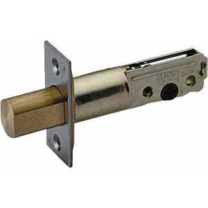 MintCraft KD60B-U65V24 Deadbolt Latch 2-3/8 Stainless Steel