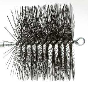 Rutland Inc 16410 10 in Round Wire Chimney Brush