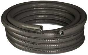 Southwire 55082621 1/2 In X25 Ft Titan Liquidtight Flexible Metal Conduit