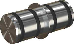 NATIONAL HARDWARE N187-002 Splicer Door Sliding Int Ss