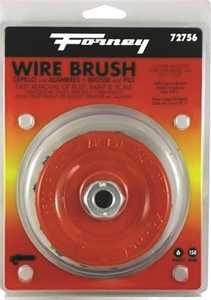 Forney Industries 72756 Knotted Wire Cup Brush 6 In