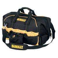 Custom Leathercraft DG5553 Closed Top Tool Bag 18 in