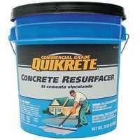 Quikrete 113120 20lb Concrete Resurfacer