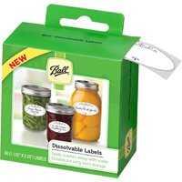 Jarden Home Brands 10734 Ball Dissolvable Labels