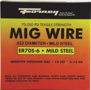 Forney Industries 42286 Mig Welding Wire, 0.3 Mild Steel