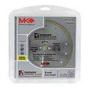 Mk Diamond 2745628 4-1/2 In Contractor Turbo Rim Circular Saw Blade