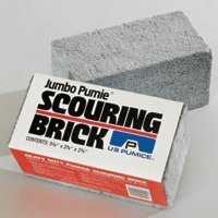 US Pumice JPS-12 Jumbo Scouring Brick