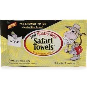 Dse Healthcare Llc 02203 Safari Towels 14X24