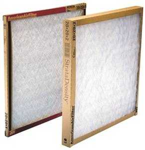 AAF International 120252-1 25 x 20 x 2-Inch Fiberglass Air Filter
