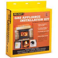 Pro-flex PFSAGK-2000 Single Appliance Gas Kit