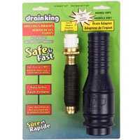 Gt Water Products VIP1 1to2 in Drain Kit Value Pack