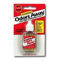 Wrap On Co 71000 1/2 oz Odor Away Bottle Freshnr