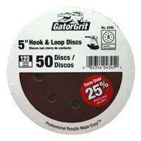 Ali Industries 0183798 Gator 5 in 8hole Hloop 120#