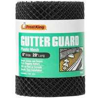 Thermwell Products 1850502 Gutter Guard 6x20 ft