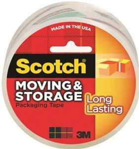 Scotch 3650 1.88-Inch X 54.6-Yard Moving And Storage Tape