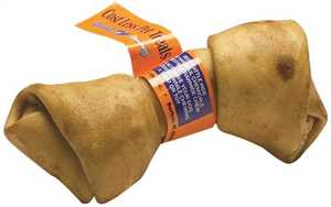 COST LESS PET TREATS 1798 Rawhide Knot Hickory