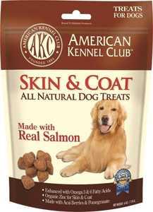 PET BRANDS, INC. AKCHEL0017 Skin & Coat Dog Treats