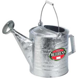 Behrens 210 10-Quart Galvanized Watering Can