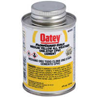 Oatey 31910 4 oz Cpvc Cement Low Voc
