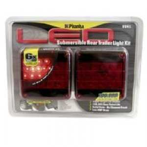 Peterson Mfg V941 Led Trailer Light Kit