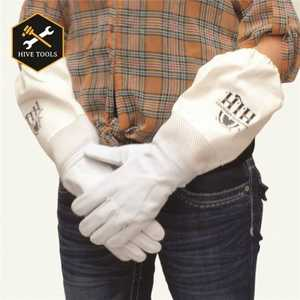 Harvest Lane Honey 0677260 Beekeeping Glove Extra Large