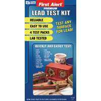 First Alert LT1 Lead Test Kit