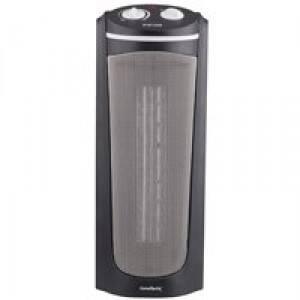 Homebasix HPQ15A-M Ceramic Tower Heater 900/1500w