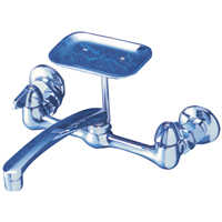 MintCraft PF6363204 8 in Laundry Faucet/Soap Dish