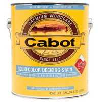 Cabot 1806 Exterior Decking Stain Neutral Base Low-Lustre Finish Gallon