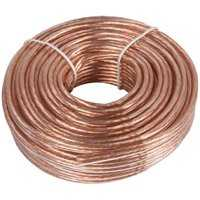 American Tack & Hardware AS105018C Spkr Wire 18g 50 ft