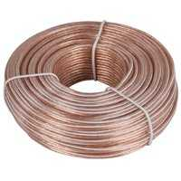 American Tack & Hardware AS110024C Spkr Wire 24g 100 ft