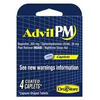 Lil Drug Store 0312959 Advil Pm Pain Relief