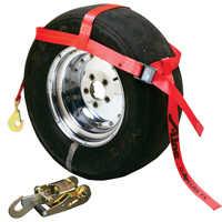 S-line 0333088 Adj Tire Bonnet Sw2bk W/Ratcht